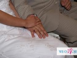 sukienka ślubna na sprzedaż+bolerko gratis!!!promocja 599 zł!!!