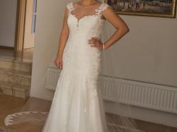 Sukienka ślubna Nabla  model Paris