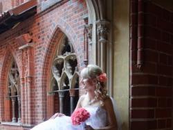 Sukienka ślubna princessa - roz 36/38 - malbork