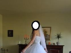 Sukienka ślubna PRINCESSKA rozmiar 40