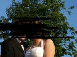 Sukienka ślubna PROMYK