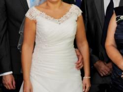 Sukienka ślubna roz. 36/38 na wzór Mori Lee 5114