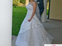 Sukienka Ślubna rozmiar 36-38 Ideał!