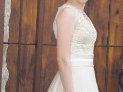 Sukienka ślubna - sprzedam