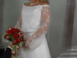 Sukienka ślubna....tanio !!!!