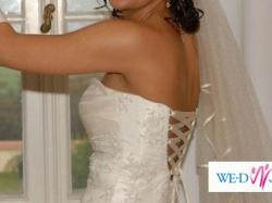 sukienka ślubna TANIO !!!