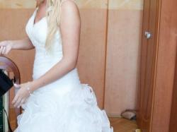 Sukienka ślubna White One 6210 Jak nowa