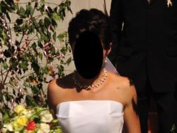 Sukienka ślubna z salonu Margarett- CORREGGIO