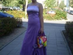 sukienka wieczorowa : na wesele, na studniówkę
