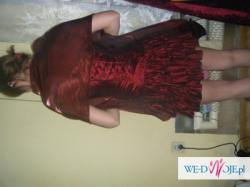 Sukienka wieczorowa roz. 36