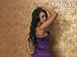 Sukienka wieczorowa, sliczna rozmiar M/l