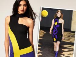 Sukienki inspirowane wybiegiem