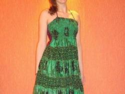 Sukienki z Indii