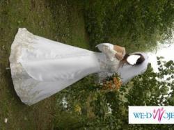 Suknia 2009 od projektanta