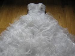 Suknia 36/38 biała