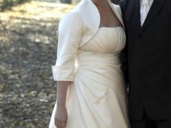 Suknia Agnes 10052  rozmiar 44