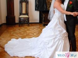 Suknia Allure Bridal 38-40 CUDOWNA!