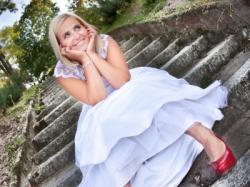 Suknia amerykanskiej Projektantki, sprowadzona z USA, poczuj się jak księżniczka