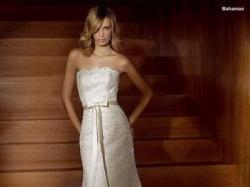 Suknia Bahamas z kolekcji ST. PATRICK 2008z salonu MADONNA w Warszawie