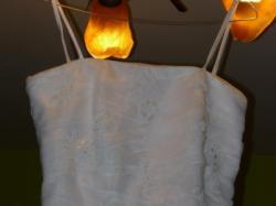 Suknia Biała  Prześliczna
