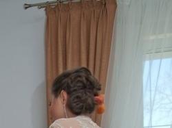 Suknia, bolerko, halka,buty