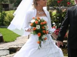 suknia Cahros y kolekcji Papa Michel