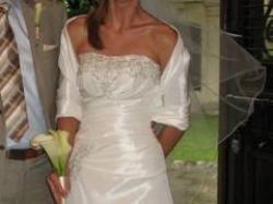 suknia cream