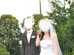 Suknia Damile 2010 (Espiegle 2011) Cymbeline, biała