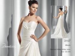suknia demetrios + welon
