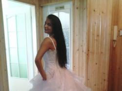 suknia dla panny młodej która marzyła wygladać jak księżniczka
