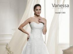 Suknia długa Vanessa