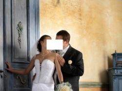 Suknia Eddy K. prosto z Mediolanu, rozm. 38