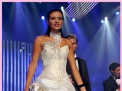 Suknia Farge Galaxy 4000 biała