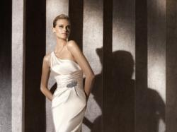 Suknia Fiona Pronovias z salonu Madonna szampan/ecru