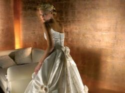 suknia  firmy demetrios