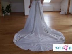 Suknia Fragille z Francji. Elizabeth Konin
