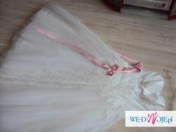 suknia giovani angel sprzedam tanio m/l