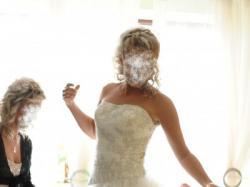 Suknia HERMS GAYLENNE + GRATIS BOLERKO, WELON i dodatki