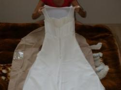 Suknia Herms model Genesis kolekcja 2010