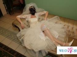 suknia i gratisy TANIO!!!