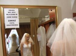 suknia inna niż wszystkie!!!