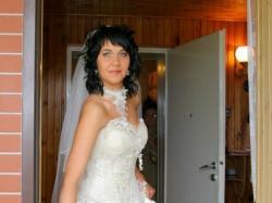 Suknia jak z BAJKI Farage Galaxy Model 4000