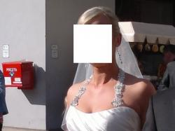 suknia jedwabna SELINA