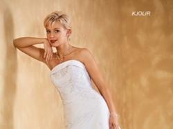 Suknia Kjolir z kolekcji Herms