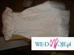 Suknia komunijna. niska cena