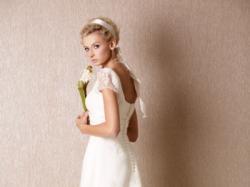 suknia KRISTI Annais Bridal 2008 roz. 40 sprzedam