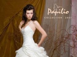 suknia krótka i długa w jednym PAPILIO 719