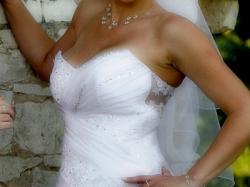 Suknia księżniczka Bride