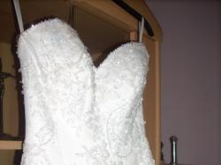 suknia lublin piękna cudowna POLECAM!