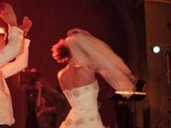 Suknia Manhattan z kryształkami Swarovskiego